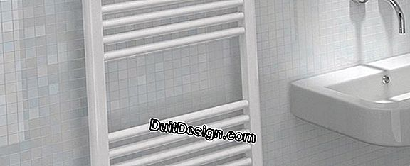 Choosing an electric towel rail