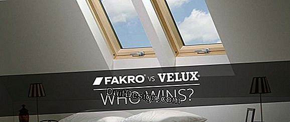 Choose roof windows