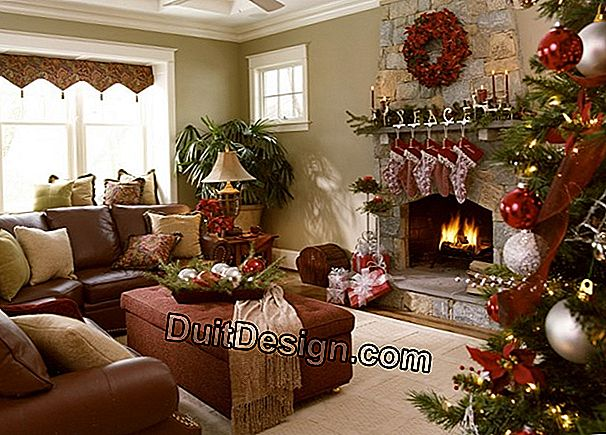 Christmas decoration: decorative ideas for the house
