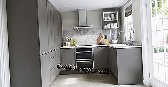 Design an ergonomic kitchen
