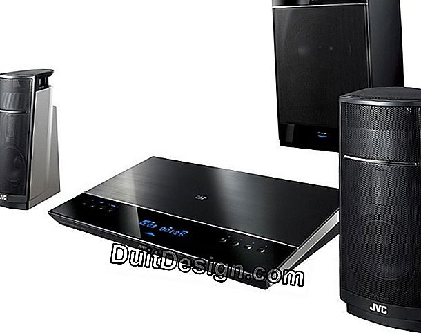 Home theater folder: the sound system
