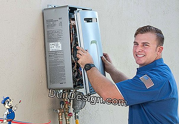 How to choose your gas water heater