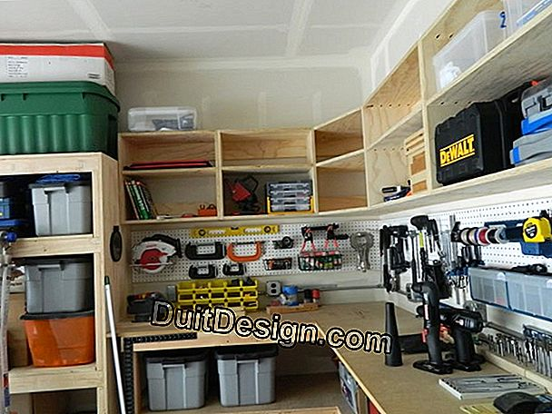 What materials for my garage?