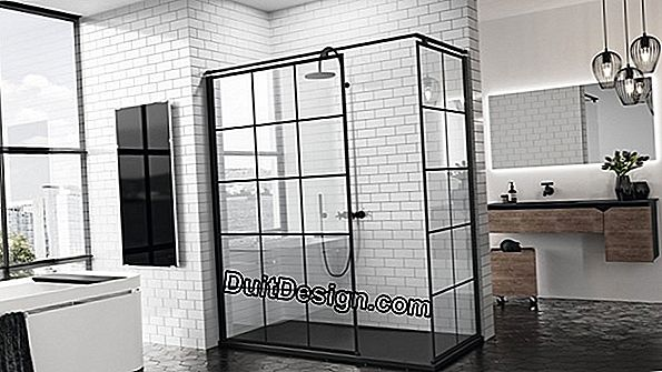 Shower door by Novellini
