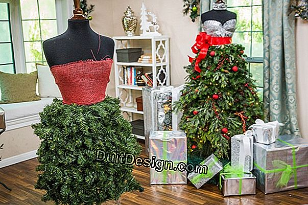 Make yourself your decoration for Christmas: 7 tips