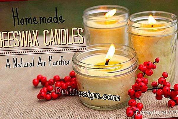 How to make natural candles yourself?