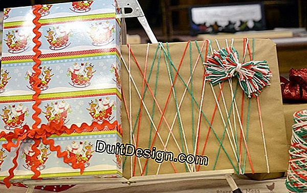 Wrapping Christmas presents: 4 alternatives to gift wrap