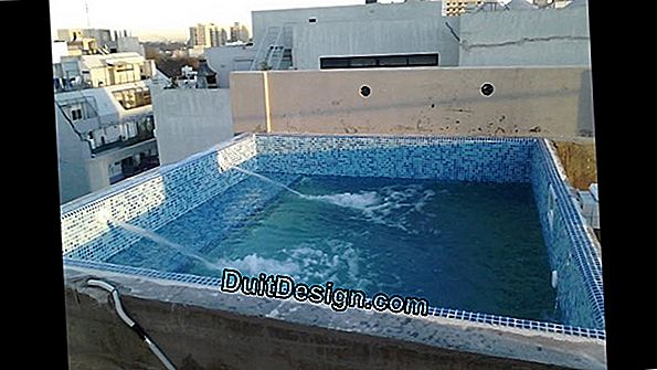 Instalar una piscina independiente