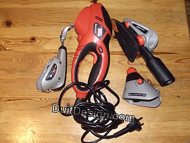 Alat multifungsi Black & Decker