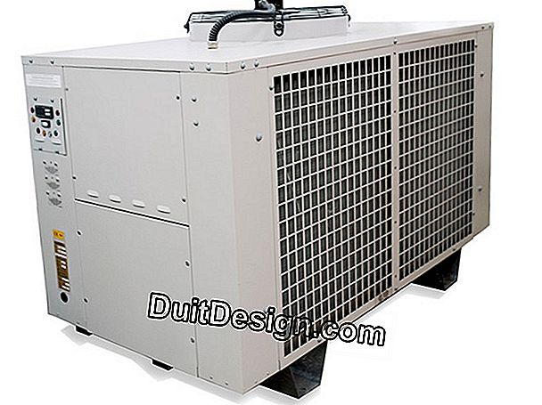 Heat pump (PAC): aerotermal