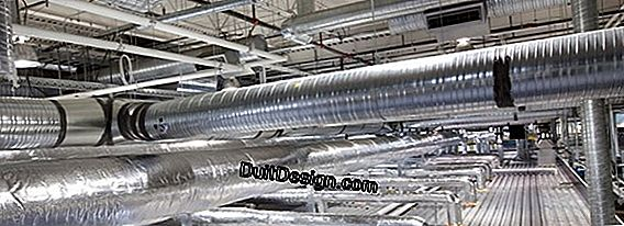 Passage ducts pada slab beton