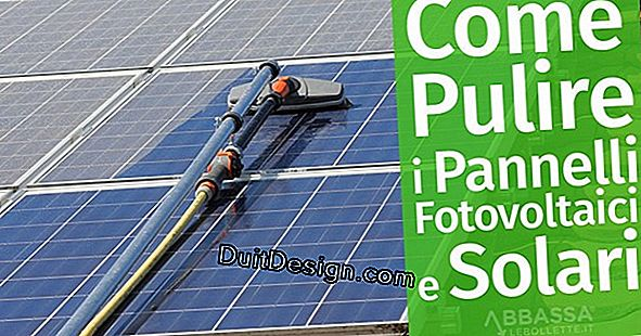 Kit pannelli solari fotovoltaici, un'alternativa
