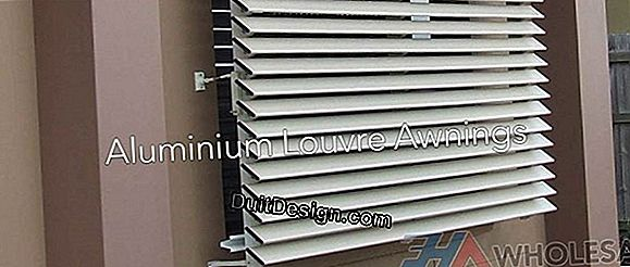 Shutters in PVC, aluminium extruded atau everwood
