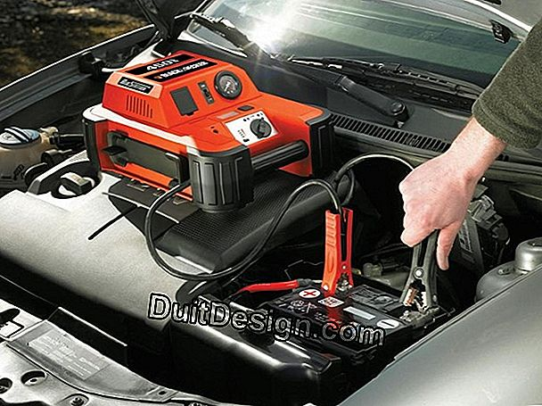 Black & Decker BDV040 Wireless Start Booster