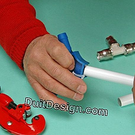 Engage the accessory in the cut tube while turning it