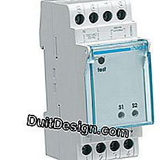 Add control modules to an electrical panel: electrical