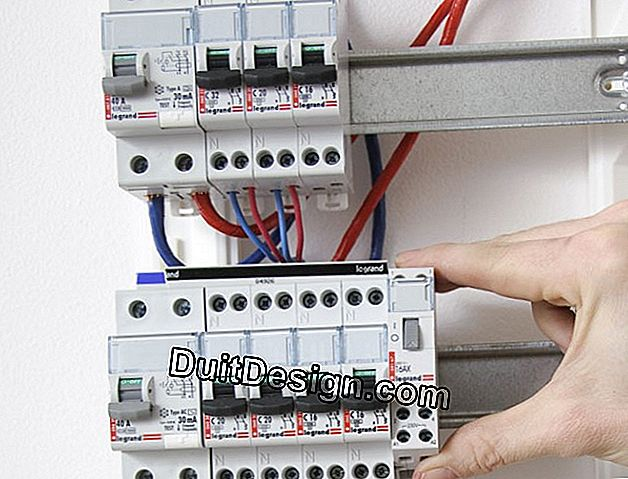 Add control modules to an electrical panel