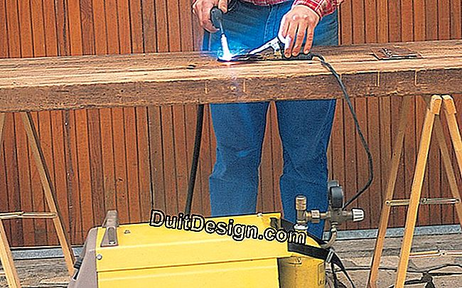 How to weld with a tig-mig welding machine