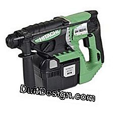 Hitachi wireless chisel punch.