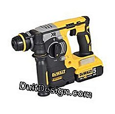 Dewalt wireless chisel punch.