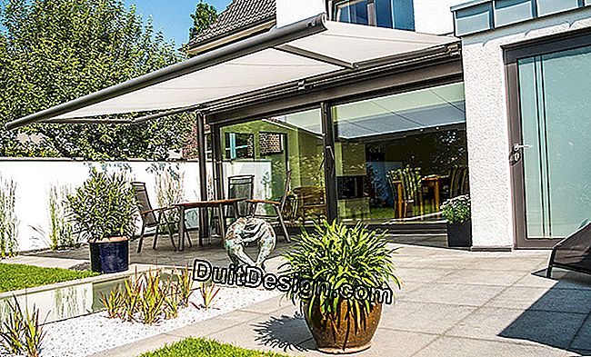 Buying advice to choose your awning with integral trunk