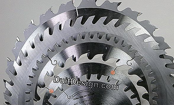 Choosing the right circular saw blades