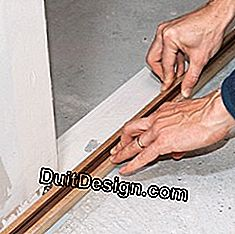 Create a sliding door: sliding