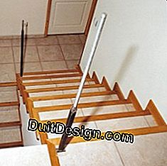 Baseboards and threaded rods