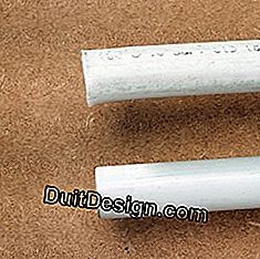 Deformed multilayer tube: multilayer disposable tube