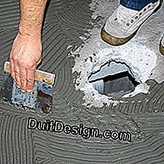 glue cement application