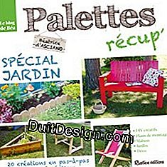 Cover of the book Palettes recollection special garden edited by Rustica