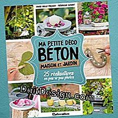 Portada del libro My little deco house and garden concrete editado por Rustica