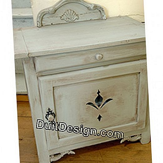 DIY: Transform a piece of furniture into a bed of charm: furniture