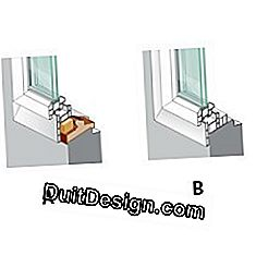 Installation in renovation or total removal of a window