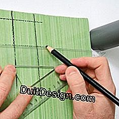 Punch a tile: draw