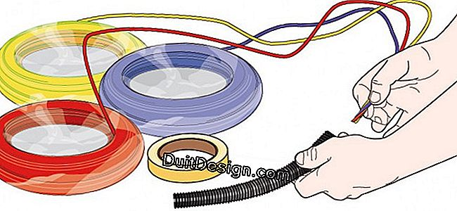 Electrical circuit: install a junction box
