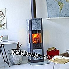 Pellet stove - the chore of wood less