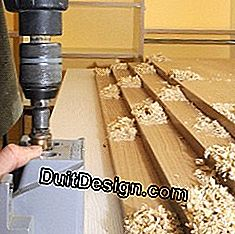 Milling at the chain