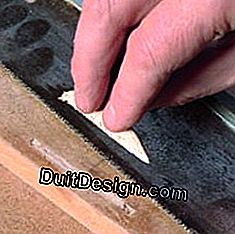 Tip to catch a cutting error on MDF