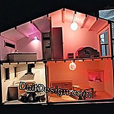 Enlighten every room in the dollhouse.