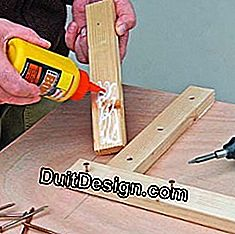 Make a table extension: extension