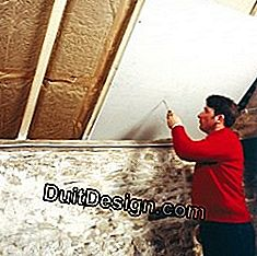 Reinforced insulation under double chevron: double