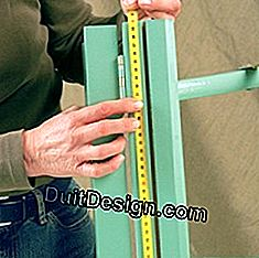 Measure length and width of the seat