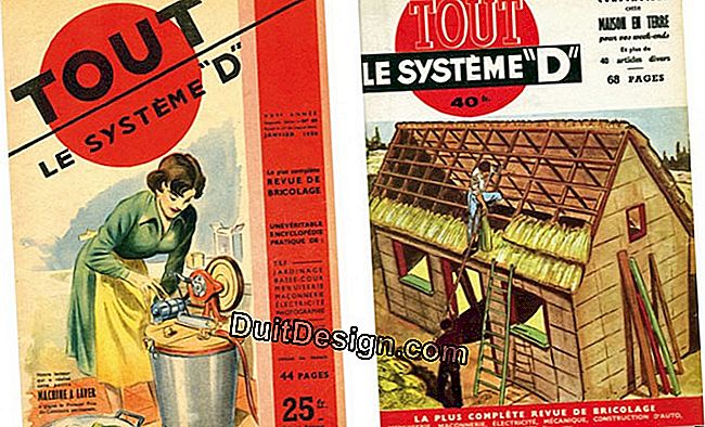 System D magazine is 90 years old in 2014