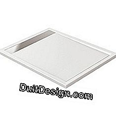 Strada shower tray, Ideal Standard