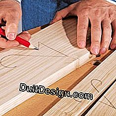 conventional signs of woodworking in carpentry