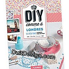 DIY bokomslag som i London