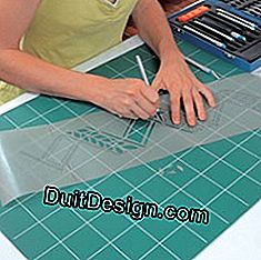 What is stencil painting and how?: painting