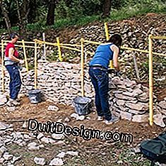 learn to restore dry stone walls