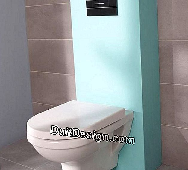 A turquoise blue toilet support frame